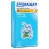 EFFERALGAN 300 mg 10 czopków