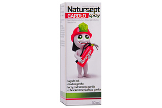 NATUR-SEPT GARDŁO 30 ml spray