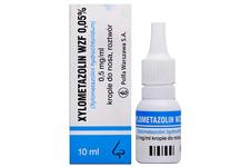 XYLOMETAZOLIN 0,05 mg/ml 10 ml krople