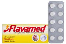FLAVAMED 30 mg 20 tabletek