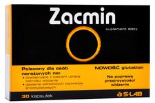 ZACMIN 30 kapsułek
