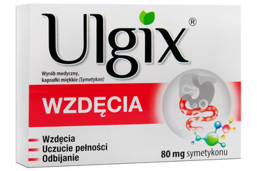 ULGIX WZDĘCIA 50 kapsułek