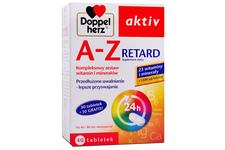 DOPPELHERZ AKTIV A-Z RETARD 40 tabletek