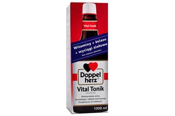 DOPPELHERZ VITAL TONIK 1 litr