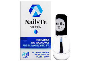 NAILS-TE SILVER 5 ml płyn