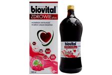 BIOVITAL ZDROWIE PLUS 1 litr płyn