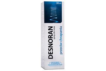 DESNORAN SPRAY DO NOSA PRZECIW CHRAPANIU 30 ml