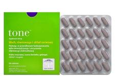 TONE SŁUCH RÓWNOWAGA I UKŁAD NERWOWY 120 tabletek