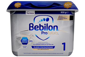 BEBILON PROFUTURA 1 MLEKO POCZĄTKOWE 800 g