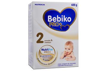 BEBIKO PRO+ 2 NUTRIFLOR PRO+ MLEKO NASTĘPNE 600 g