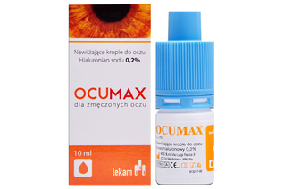 OCUMAX 0,2% 10 ml krople