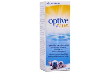 OPTIVE PLUS 10 ml krople