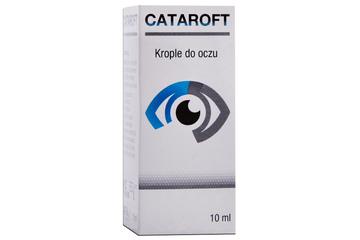 CATAROFT 10 ml krople
