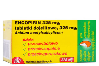 ENCOPIRIN 325 mg 100 tabletek