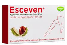 ESCEVEN 40 tabletek