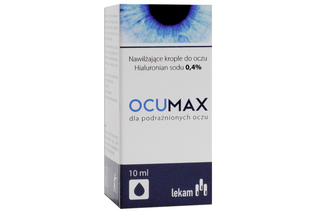OCUMAX 0,4% 10 ml krople