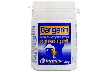 GARGARIN 30 g proszek