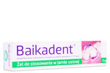 BAIKADENT 15 g żel