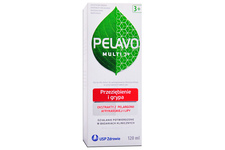 PELAVO MULTI 3+ 120 ml syrop