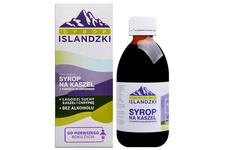 SYROP ISLANDZKI NA KASZEL 200 ml