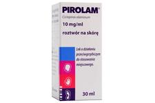 PIROLAM 10 mg/g 30 ml płyn