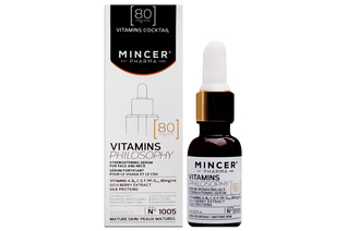 VITAMINS PHILOSOPHY N° 1005 SERUM DO TWARZY I SZYI 15 ml