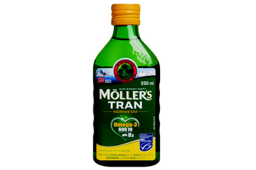 TRAN MOLLERS AROMAT CYTRYNOWY 250 ml płyn