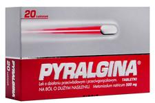 PYRALGINA 20 tabletek