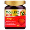 MOLLERS SERCE OMEGA-3 60 kapsułek