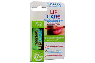 LIP CARE Z WITAMINAMI A I E 3,6 g pomadka