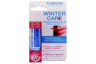 WINTER CARE POMADKA OCHRONNA DO UST Z FILTREM UV SPF 14