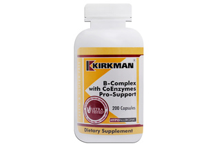 B-COMPLEX WITH COENZYMES PRO-SUPPORT 200 kapsułek