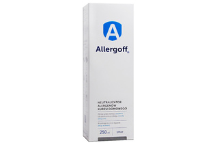ALLERGOFF NEUTRALIZATOR ALERGENÓW 250 ml spray