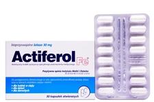 ACTIFEROL 30 mg 30 kapsułek
