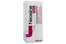 NEOSINE FORTE 100 ml syrop