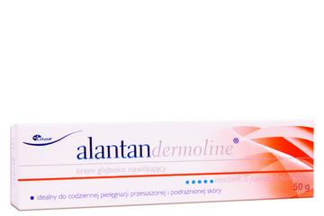 ALANTANDERMOLINE krem głęboko nawilżający 50 g
