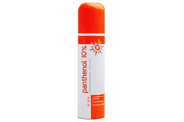PANTHENOL 10 % 150 ml pianka