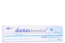 ALANTANDERMOLINE krem lekki z 5% d-pantenolu 50 g