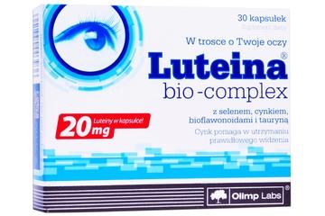 LUTEINA BIO-COMPLEX 30 kapsułek