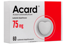 ACARD 75 mg 60 tabletek