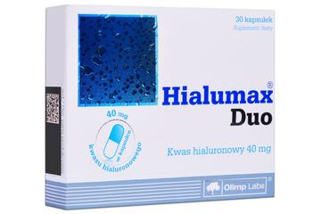 HIALUMAX DUO 30 kapsułek