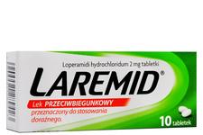 LAREMID 10 tabletek