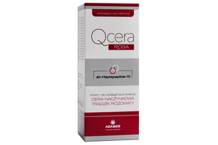 QCERA ROSA KREM DO TWARZY 40 ml