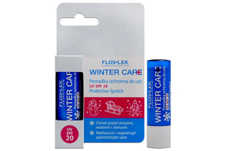 WINTER CARE POMADKA OCHRONNA DO UST Z FILTREM UV SPF 20