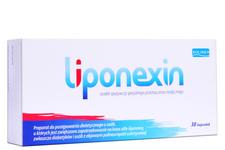 LIPONEXIN 30 kapsułek