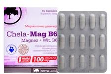 CHELA-MAG B6 60 kapsułek
