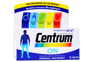 CENTRUM ON 90 tabl.