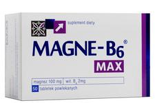 MAGNE B6 MAX 50 tabletek