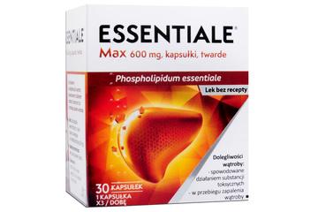 ESSENTIALE MAX 30 kapsułek