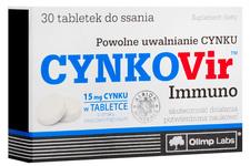 CYNKOVIR IMMUNO 30 tabletek do ssania